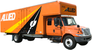 Allied Moving Truck